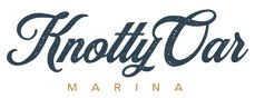 Knotty Oar Marina Color Logo